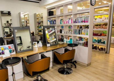 Hair Salon – Shopfitting
